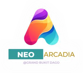 Logo cluster Neo Arcadia Grand Bukit Dago