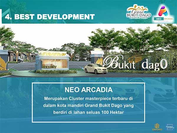 Cluster perumahan baru dekat bsd